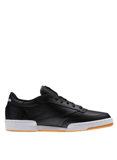 Reebok Reebok AR0458 Club C 85 Lifestyle Ayakkabı Siyah